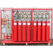 CO2 Automatic Fire Extingguishing