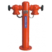 Cylindrical firefighting TM101
